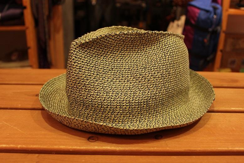 "\""SAN FRANCISCO HAT\"" エクアドル産PANAMA HAT ご紹介_f0191324_1011435.jpg"