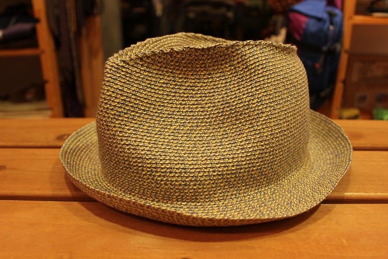 "\""SAN FRANCISCO HAT\"" エクアドル産PANAMA HAT ご紹介_f0191324_10114859.jpg"