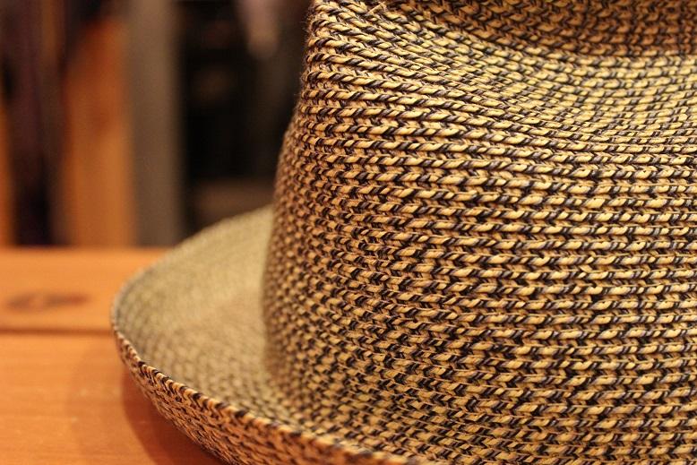 "\""SAN FRANCISCO HAT\"" エクアドル産PANAMA HAT ご紹介_f0191324_10121424.jpg"