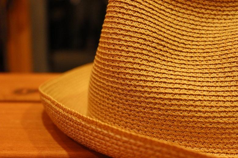"\""SAN FRANCISCO HAT\"" エクアドル産PANAMA HAT ご紹介_f0191324_10124791.jpg"
