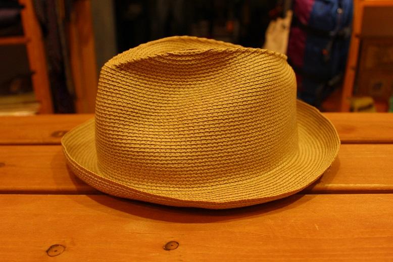 "\""SAN FRANCISCO HAT\"" エクアドル産PANAMA HAT ご紹介_f0191324_10125375.jpg"