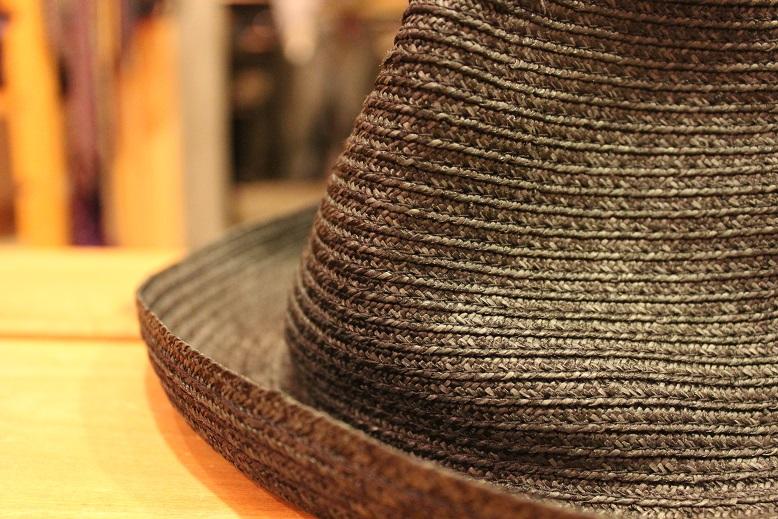 "\""SAN FRANCISCO HAT\"" エクアドル産PANAMA HAT ご紹介_f0191324_10132552.jpg"