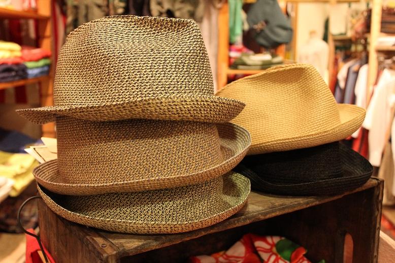 "\""SAN FRANCISCO HAT\"" エクアドル産PANAMA HAT ご紹介_f0191324_10151578.jpg"