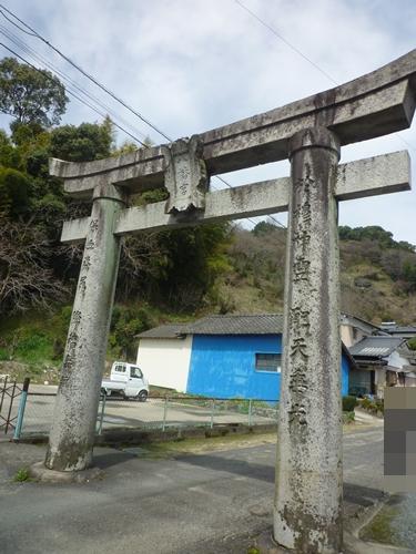 (12)綾部八幡神社1 火と風の神を祀っていた宮_c0222861_21221064.jpg