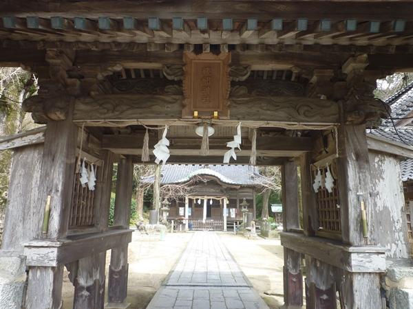 (12)綾部八幡神社1 火と風の神を祀っていた宮_c0222861_21225041.jpg