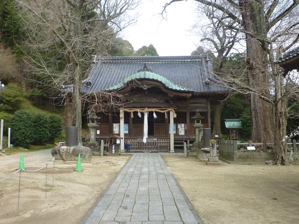 (12)綾部八幡神社1 火と風の神を祀っていた宮_c0222861_2123782.jpg