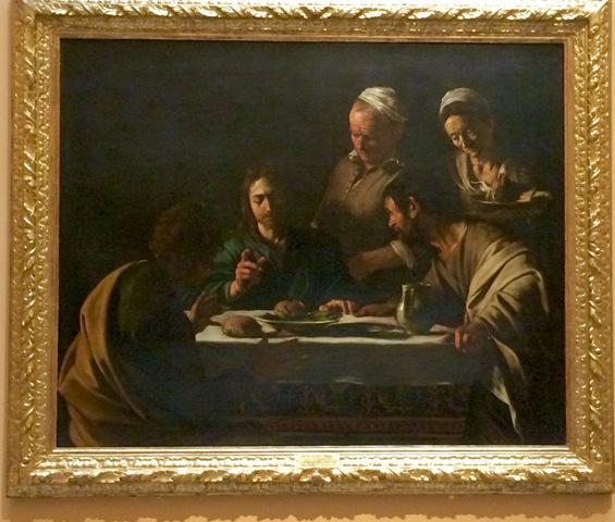 ブレラ美術館にKiss_a0138976_19375299.jpg
