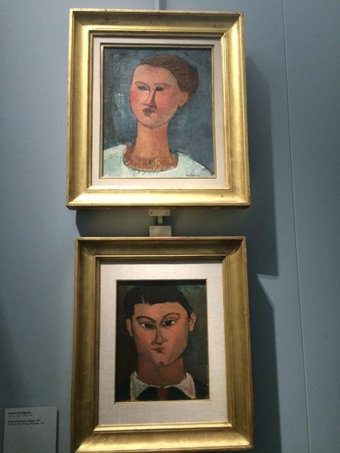 ブレラ美術館にKiss_a0138976_1938330.jpg