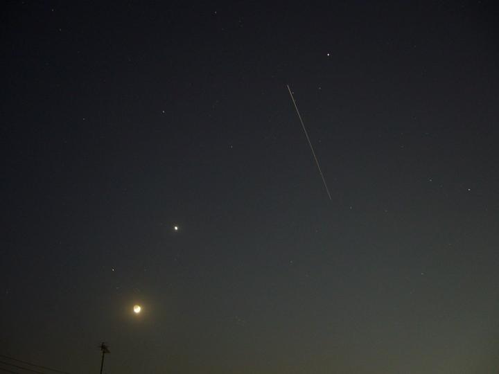 三日月、金星、ISS_f0079085_2244792.jpg
