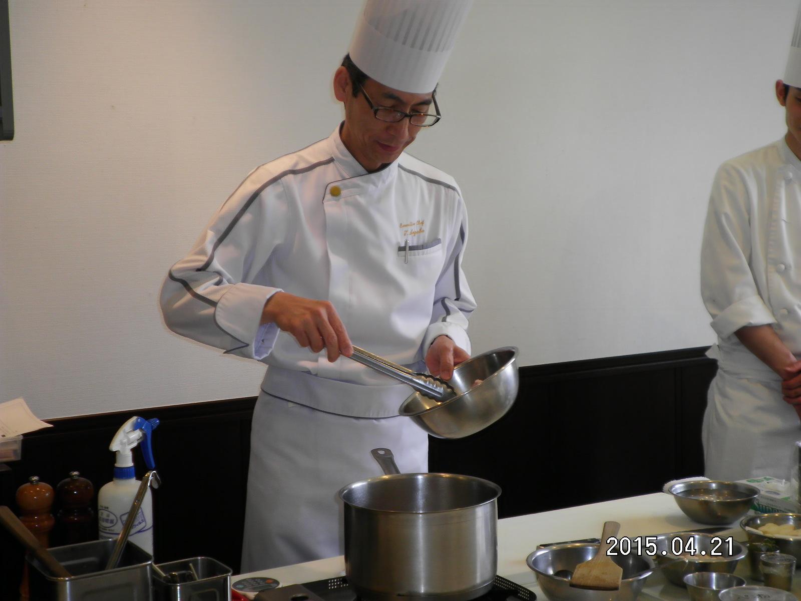 第48回お料理教室_e0190287_19523338.jpg