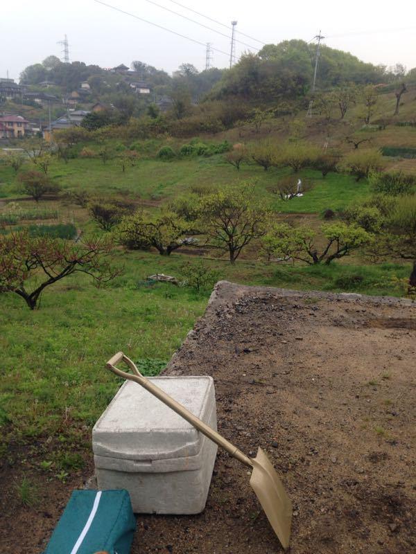 福山でChardonnay植樹!!_e0202291_6501674.jpg