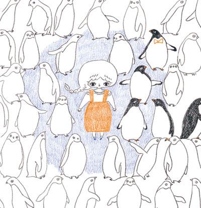 「ペンギンレコードジャケット展」ウラ画像_a0147599_8545940.jpg