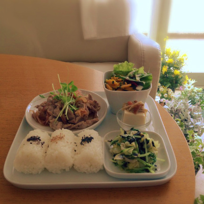 豚肉の玉葱サワー炒め_b0102217_12494454.jpg