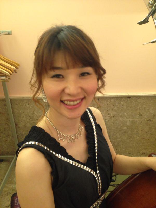 今日から3日間名古屋観光ホテルの美食会での演奏です。_c0091117_18402115.jpg