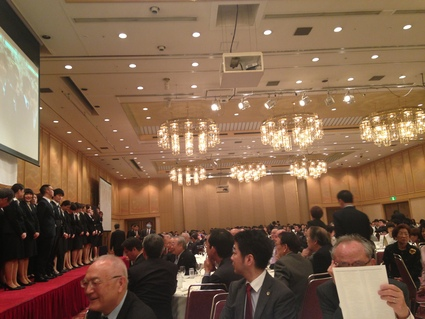 『 南東北グループ観桜会・新入社員歓迎会 』_f0259324_1037515.jpg