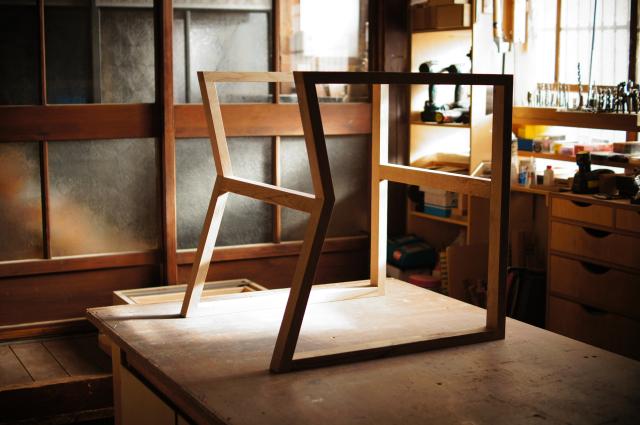 椅子の試作_a0122528_23283731.jpg