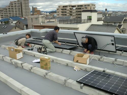 西区 T様邸・太陽光発電システム設置_d0125228_6521618.jpg