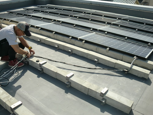 西区 T様邸・太陽光発電システム設置_d0125228_6531786.jpg