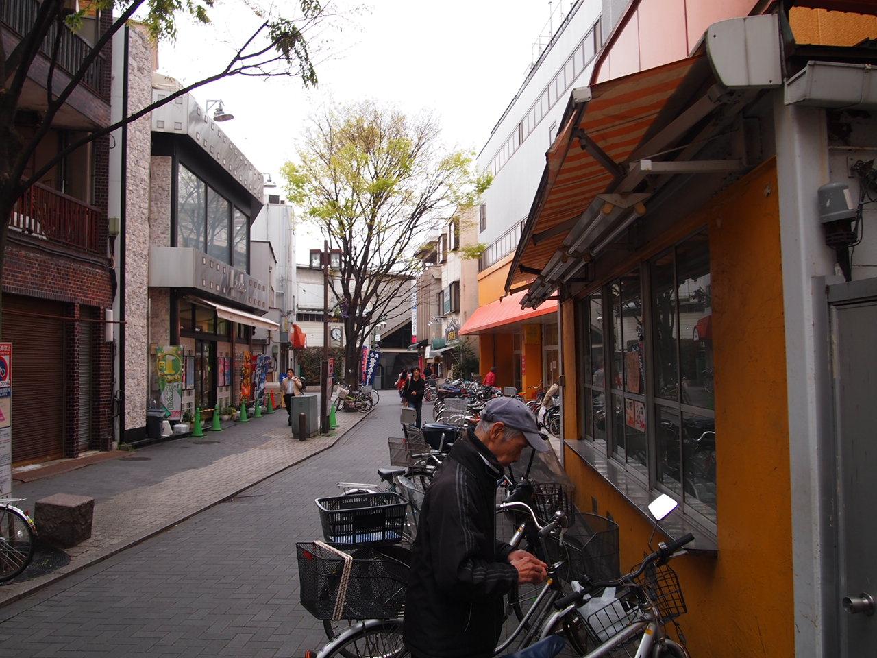 葛飾区の堀切菖蒲園駅界隈散歩_a0214329_0254790.jpg