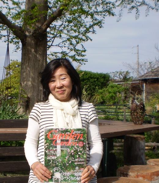 紀子さんのローズガーデン_f0139333_0181926.jpg
