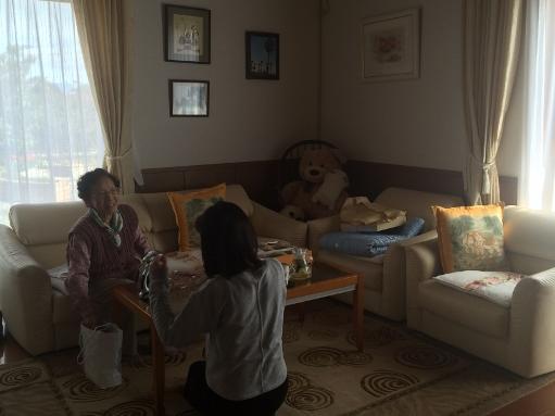 母と食卓を囲んで_b0100062_2118676.jpg