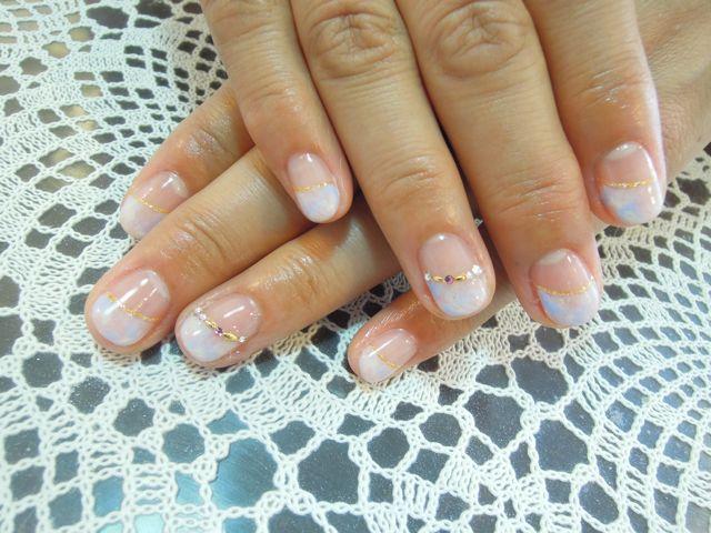 Marble Nail_a0239065_9515168.jpg
