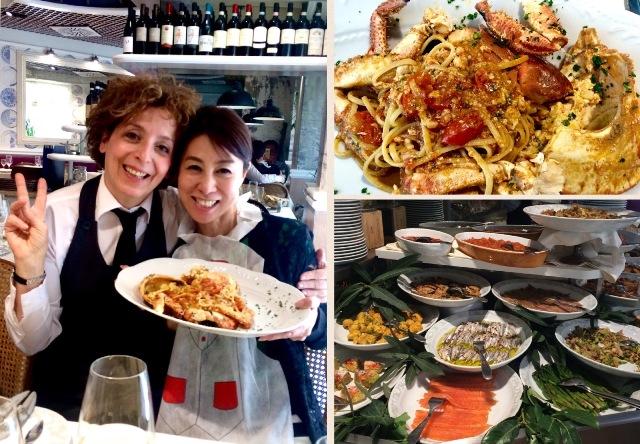 """ミラノでいただく絶品""""地中海の味""""「 Brasserie Mediterranea」♪_a0138976_1952696.jpg"""