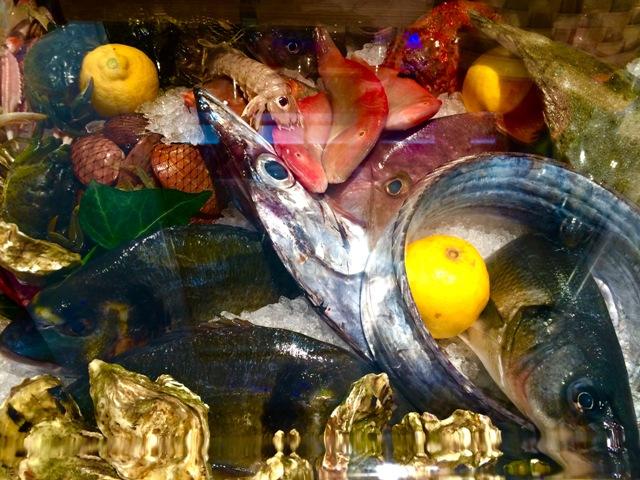 """ミラノでいただく絶品""""地中海の味""""「 Brasserie Mediterranea」♪_a0138976_1955686.jpg"""