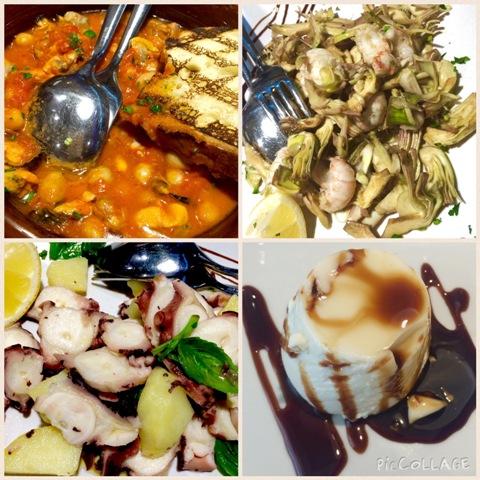 """ミラノでいただく絶品""""地中海の味""""「 Brasserie Mediterranea」♪_a0138976_196914.jpg"""