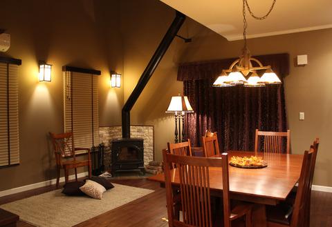 ジョージアンスタイルの邸宅 完成しました。_b0120583_1331745.jpg
