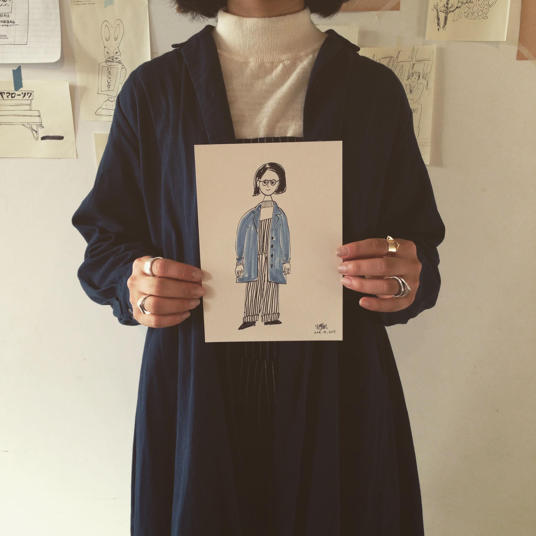 個展『TAKAMATSU NOTE』はじまりました。_e0185385_3541789.jpg
