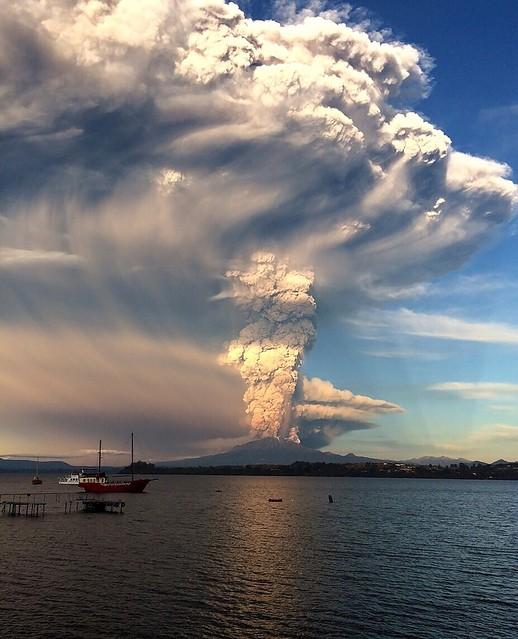 南米チリの火山が今熱い!:今度は南米チリのカルブコ火山が大噴火!_e0171614_20533360.jpg