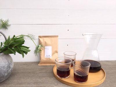 タンゴのコーヒー、おさんぽ中_b0241033_894559.jpg