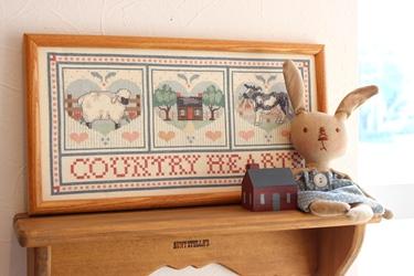 カントリーファームの刺繍フレーム_f0161543_15432641.jpg
