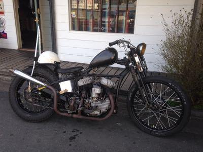本日のバイク‼︎_f0194657_1751594.jpg