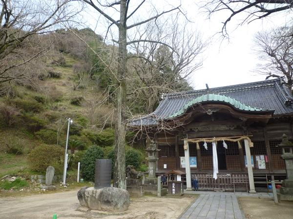 (13)綾部八幡神社2 忍海漢人が兵器を造った_c0222861_20551084.jpg