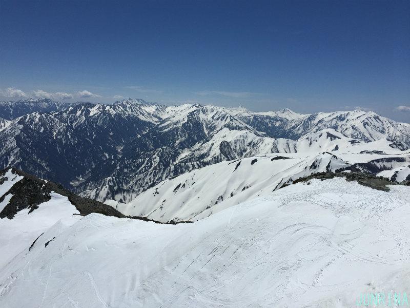 Rinaの立山BCトレーニング2日目_d0110562_19500160.jpg