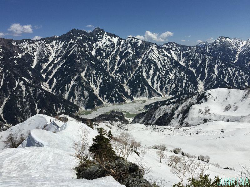 Rinaの立山BCトレーニング2日目_d0110562_19502151.jpg