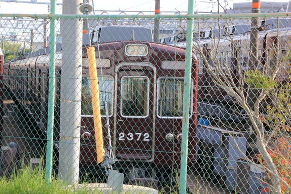 阪急正雀レポ 7022F まもなく新運転_d0202264_7453251.jpg