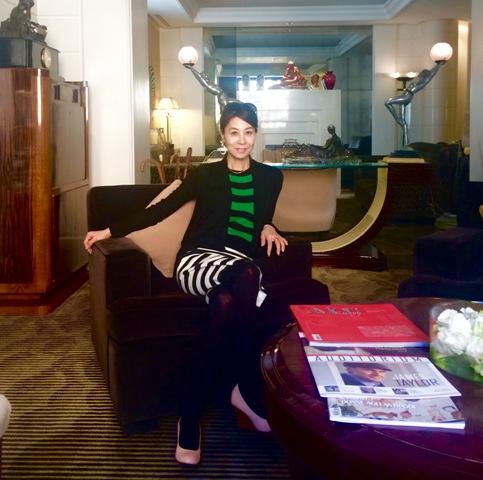 ローマ滞在はアールデコ様式の「Hotel Lord Byron」で♪_a0138976_19315591.jpg