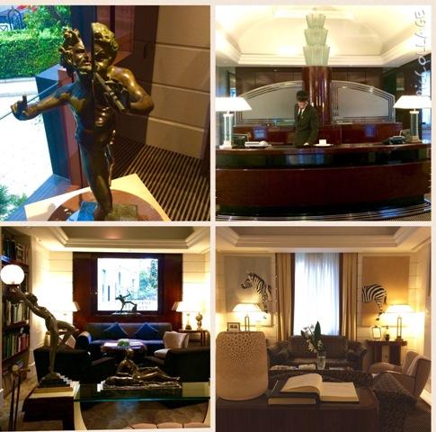 ローマ滞在はアールデコ様式の「Hotel Lord Byron」で♪_a0138976_1932582.jpg