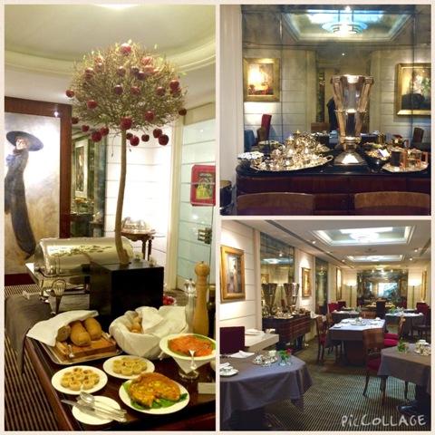 ローマ滞在はアールデコ様式の「Hotel Lord Byron」で♪_a0138976_19331456.jpg