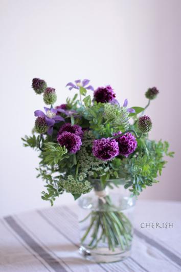 初夏の花であなたを彩る〜パーソナルブーケ_b0208604_17130082.jpg