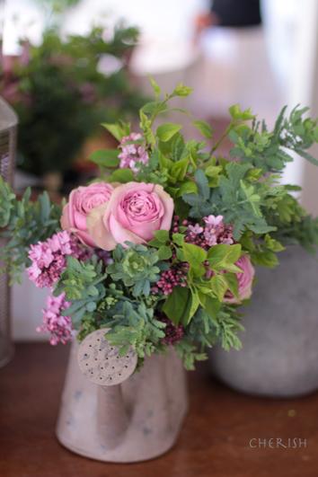 初夏の花であなたを彩る〜パーソナルブーケ_b0208604_17134480.jpg