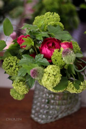 初夏の花であなたを彩る〜パーソナルブーケ_b0208604_17145570.jpg