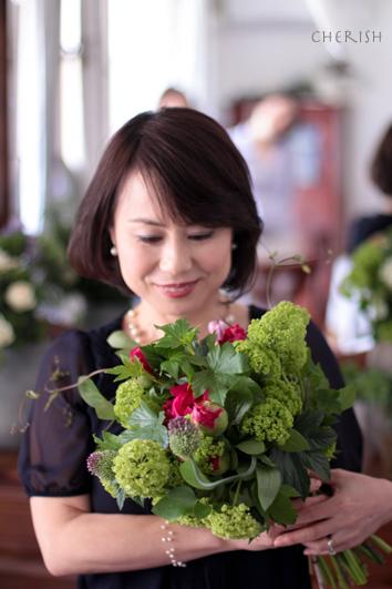 初夏の花であなたを彩る〜パーソナルブーケ_b0208604_17151688.jpg
