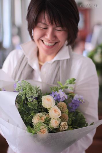 初夏の花であなたを彩る〜パーソナルブーケ_b0208604_17154066.jpg