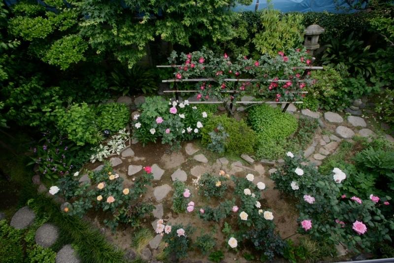 庭造り 「月見台」を造る_f0156448_14304640.jpg