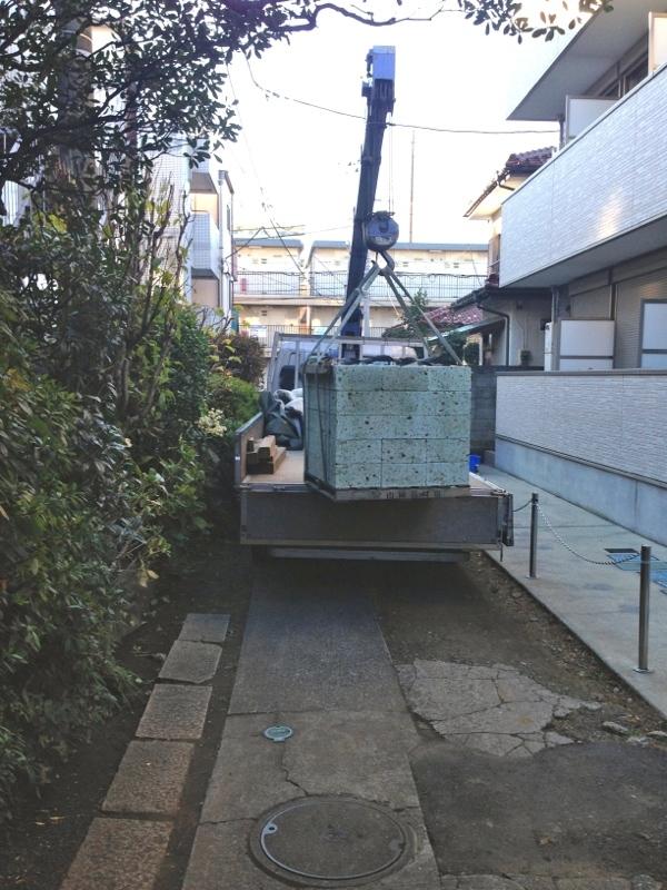 庭造り 「月見台」を造る_f0156448_14304645.jpg