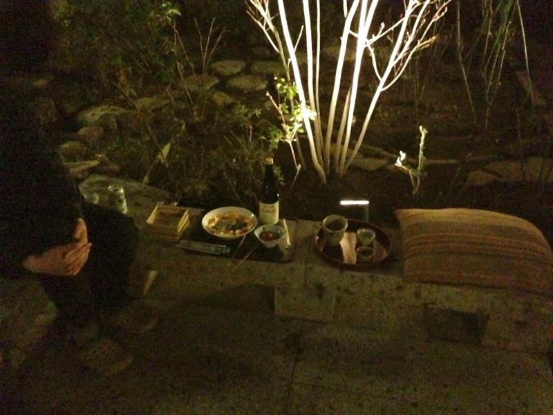 庭造り 「月見台」を造る_f0156448_14310595.jpg